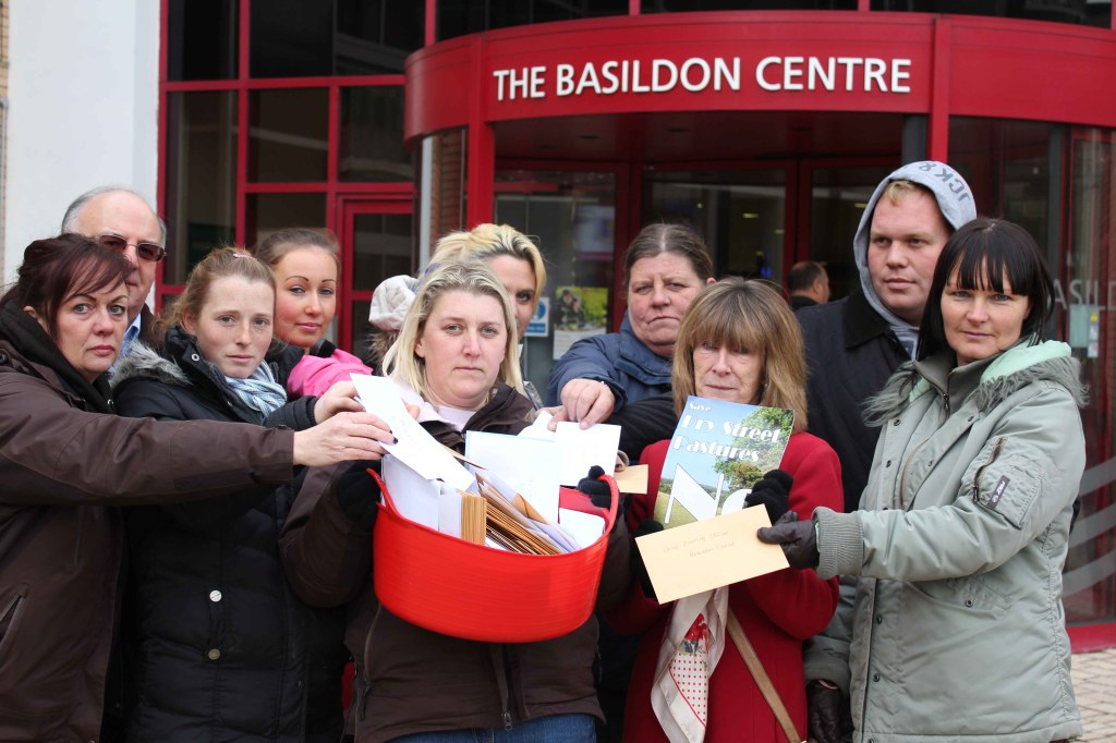 Petition handover 6 Dec12
